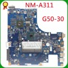 KEFU NM A311 For Lenovo ACLU9 ACLU0 NM A311 MAIN BOARD For Lenovo G50 30 Laptop