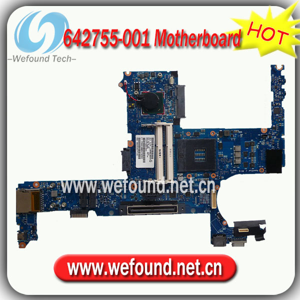 ФОТО 642755-001,Laptop Motherboard for HP 8460P Series Mainboard,System Board