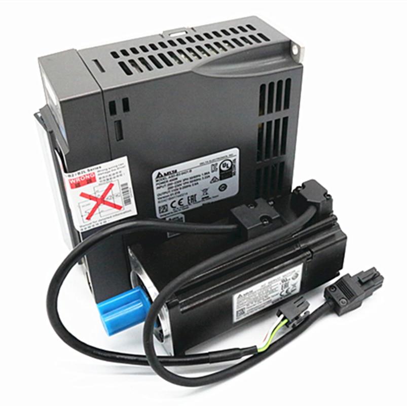 ECMA C10602RS ASD A2 0221 L ASDA A2 AC servo motor driver kits 0 2kw 200w