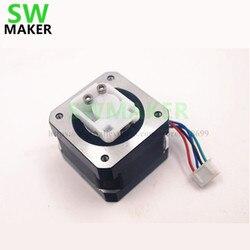 SWMAKER wytłaczarki pokrywa przekładni silnik krokowy z kierowcą biegów dla do Afinia taier/Afinia 3D części drukarki