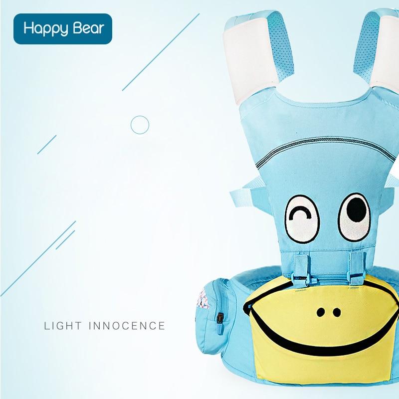 HappyBear Fashion Nosidełko dla niemowląt o dużej pojemności - Aktywność i sprzęt dla dzieci - Zdjęcie 2