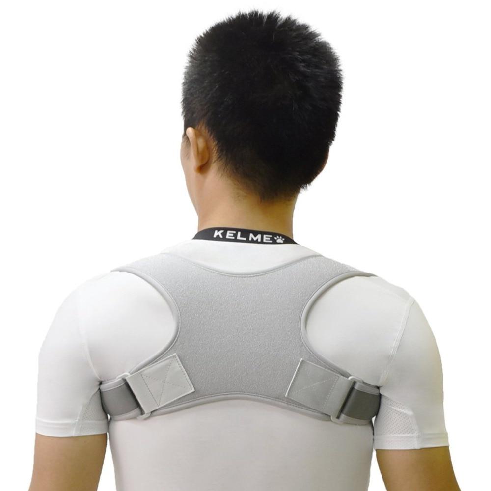 Corrector Brace-Support-Belt Spine Back-Shoulder Lumbar Adjustable Slouching Prevents