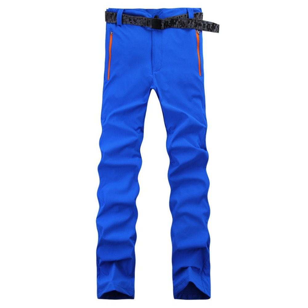 2019 New Winter Women Hiking Pants Outdoor Softshell Trousers Waterproof Windproof Thermal For Camping Ski Climbing 20wy