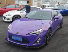 Designed For Front  Lip  Spoiler For Toyota FT86 GT86 ZN6 FRS 13-16 Of  The Rocket Bunney Style