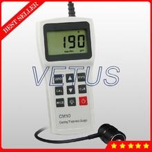 0-2000um CM10N Handheld Digital Plastic Rubber Paint Coating Thickness Gauge Meter with N Probe Tester Eddy Current Method