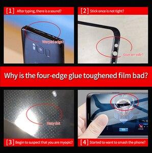 Image 5 - Huawei Mate30Pro Mate40 Pro P30 Pro P40 Pro 용 액체 UV 접착제 강화 유리 Samsung note 20 ultra 용 UV 스크린 보호기