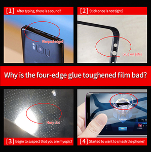 Image 5 - Liquid UV Glue Tempered Glass for Huawei Mate30Pro Mate40 Pro P30 Pro P40 Pro UV Screen Protector For Samsung note 20 ultra