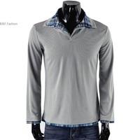 Clearance Sale Long Sleeve Men S T Shirt Casual Men Plus Size Polo Shirt T Shirts