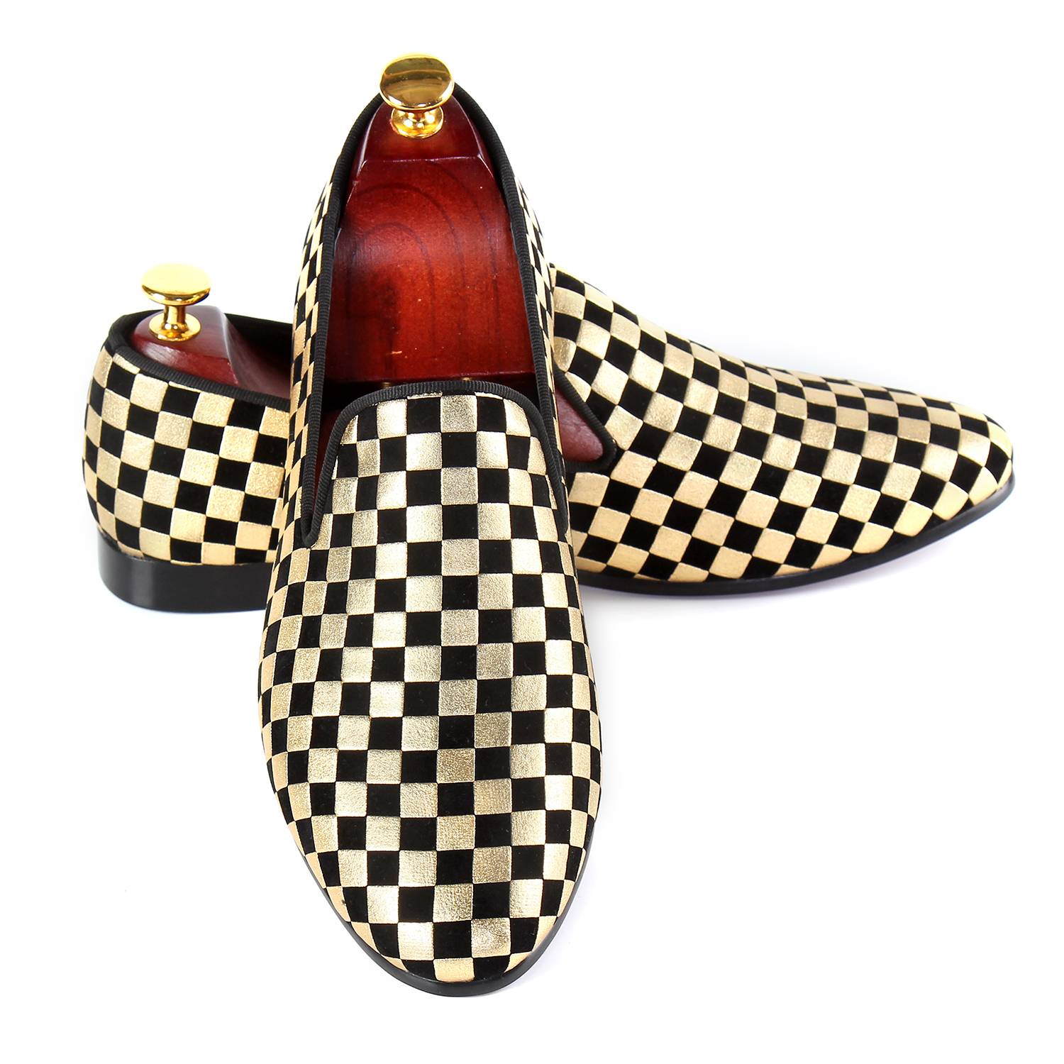 Harpelunde Woven Men Dress Shoes 2017 New Arrival Flat Shoes Free Shipping Size 7-14