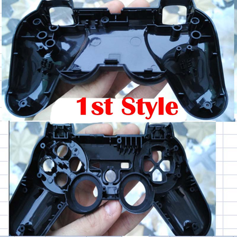 Image 3 - 20 Sets/lot  Hot Replacement Housing Cover Case For Original PS3 Wireless Bluetooth SIXAXIS Controller Shell-in Replacement Parts & Accessories from Consumer Electronics