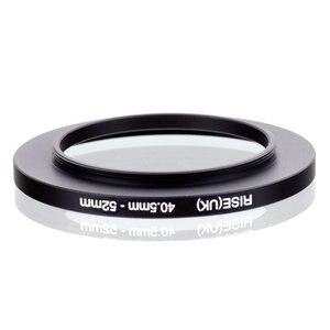 Image 2 - מקורי עלייה (בריטניה) 40.5mm 52mm 40.5 52mm 40.5 כדי 52 שלב עד טבעת מסנן מתאם שחור