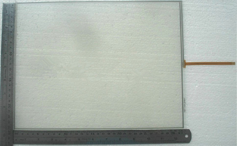 15 inch touch for 6AV6 644-0AB01-2AX0 touch screen digitizer panel glass free shipping dahle 40222 2x15 мм