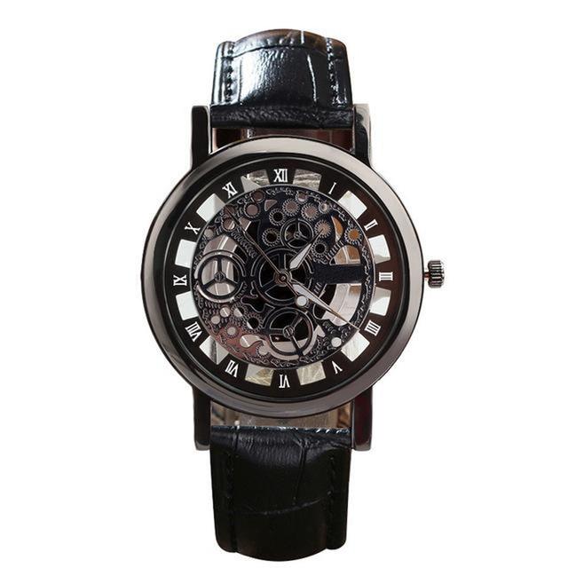 Hollow Women Watches Fashion Luxury Analog Quartz Bracelet Watch Watches Digital