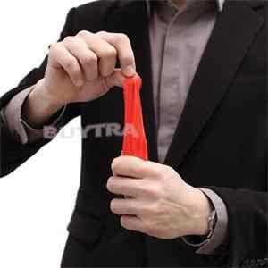Komik Prank sahte yumuşak başparmak İpucu parmak sahte sihir yakın Vanish görünen parmak hileler sahne oyuncak parti Favor
