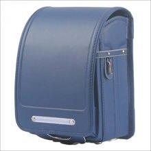 23fb0e3b5 Japón, mochila escolar para los niños ortopédicos para los niños la escuela  japonesa bolsa para estudiante de la PU de los niños.