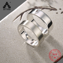 S925 Sterling Silver Classical Minimalist Ring Jewelry Men Women Fashion Couple Ring s925 sterling silver classical minimalist ring jewelry men women fashion couple ring