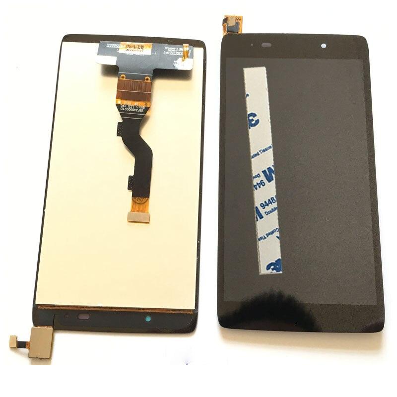 Оригинальный Новый ЖК экран для Alcatel one touch idol 3 OT6039 6039, ЖК дисплей с сенсорной панелью