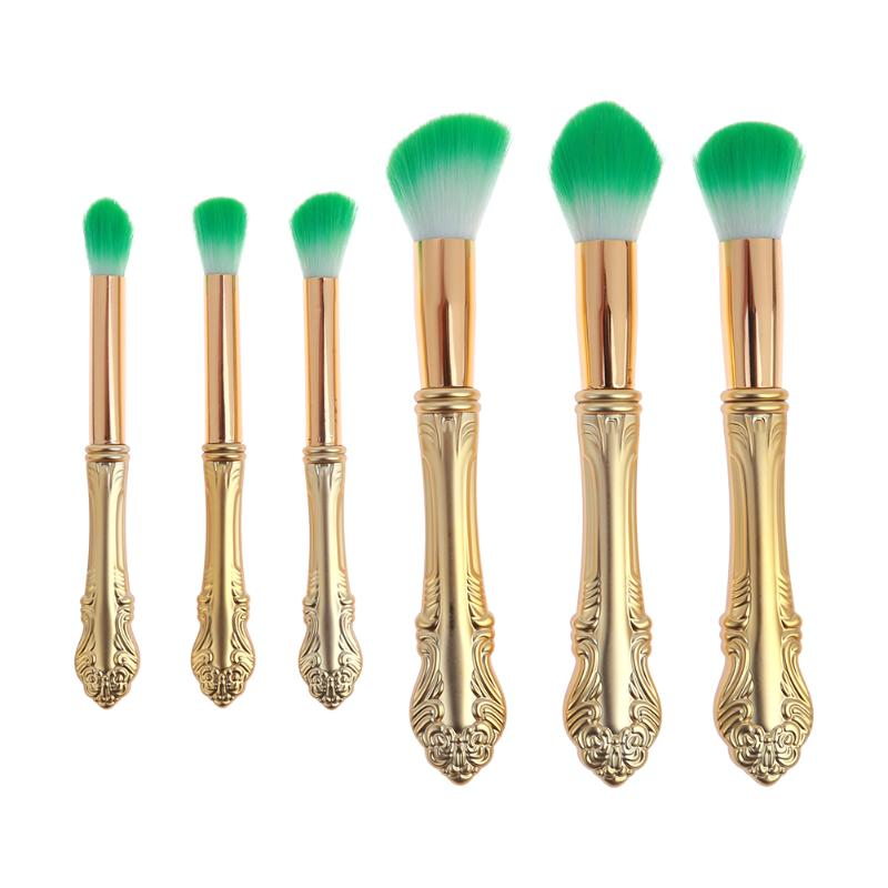 6pcs Makeup Brushes...