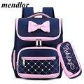 Милый рюкзак принцессы с бантом  школьные рюкзаки для девочек  детский Ранец  школьные сумки для детского сада  рюкзаки