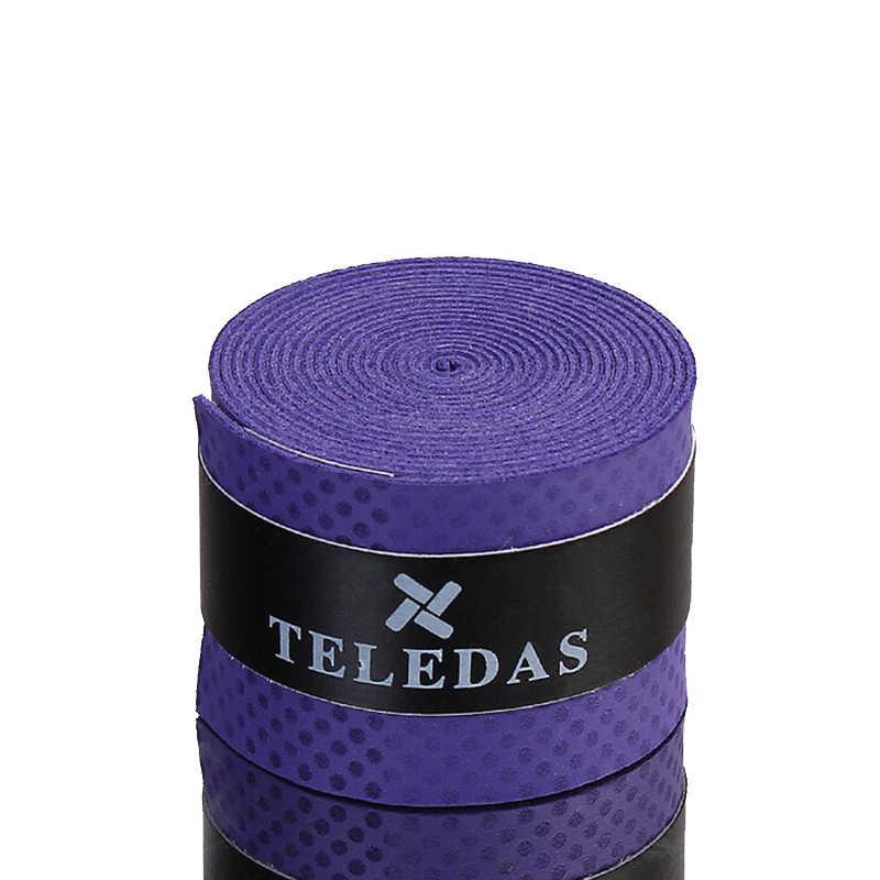 Tennis Racket Grips 5Pcs Anti Slip Sweat Absorbed Wraps Tape Cover Bandage Strap Fishing Rod Badminton Squash Racket Grab Handle