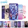 Phone Etui For Coque Huawei Honor 5X Case Cat Leather Wallet Flip Cover For Huawei GR5 Honor 5X Play Dual Sim Housing Capinha