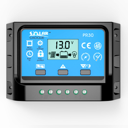 10a 20a 30a 12v 24v lcd pwm solar charge controller cell battery voltage charger regulator with.jpg 250x250