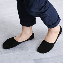 1 Pairs Women Men Soft invisible socks Low Cut Casual Cotton Loafer Boat Non-Slip Invisible No Show Socks Spring Summer Styles