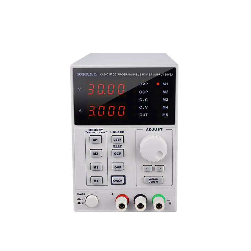 цена на KA3005P Programmable Precision Adjustable 30V, 5A DC Linear Power Supply Digital Regulated Lab Grade USB interface