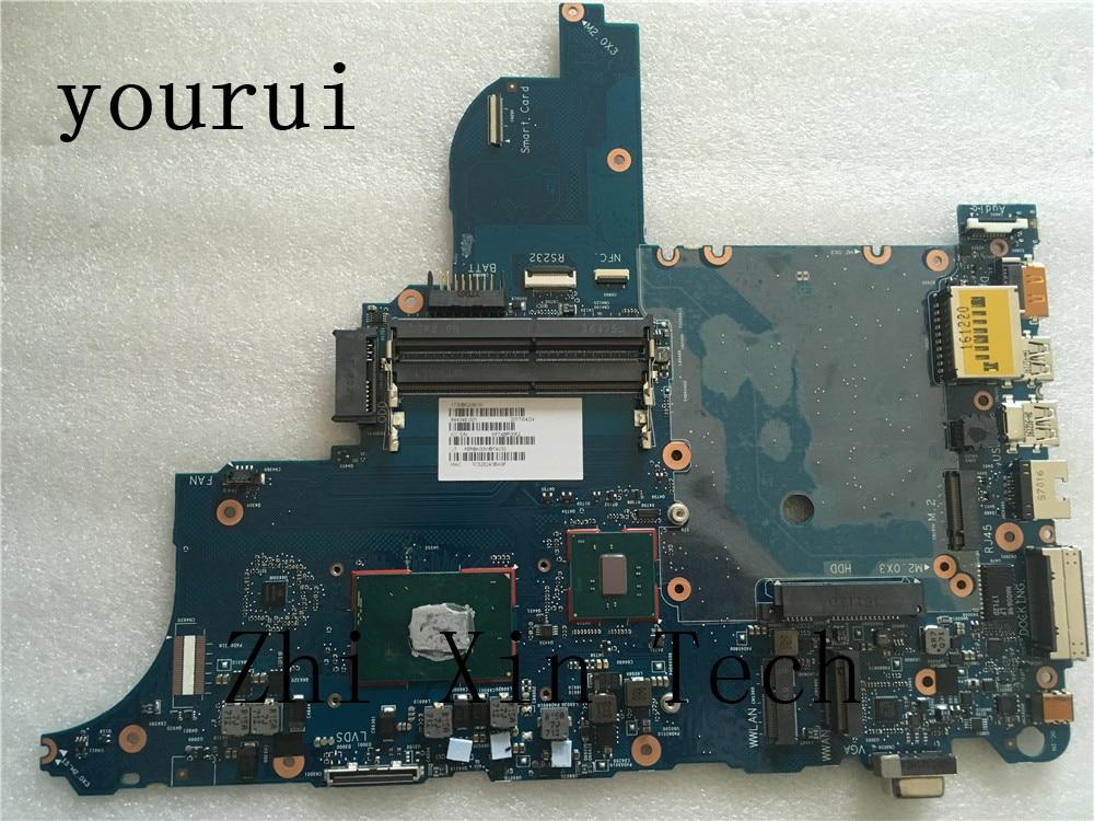 840717-601 Genuine HP Probook 650 G2 Series Motherboard Intel i5-6300U