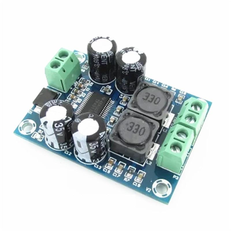 Mini Digital Amplifier Board TPA3118 Audio Amplifier Board Audio Power Amplifier Module Mono 60W XH-M311 lson mini amplifier module board red