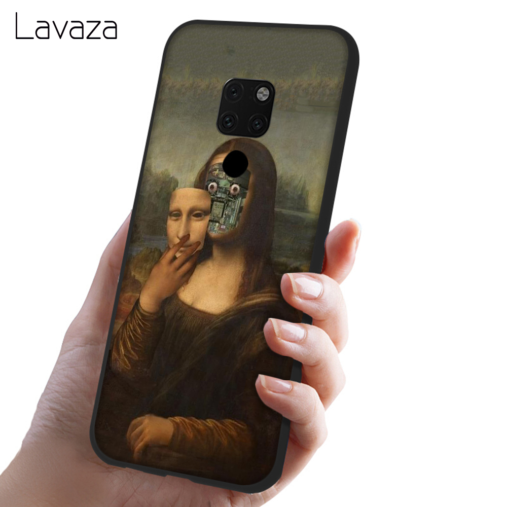 Lavaza Mona Lisa Art David Soft Silicone Cover for Xiaomi Redmi 4A 6A S2 Go Note 7 4 4x 5 6 Pro 5A Prime TPU Case in Fitted Cases from Cellphones Telecommunications