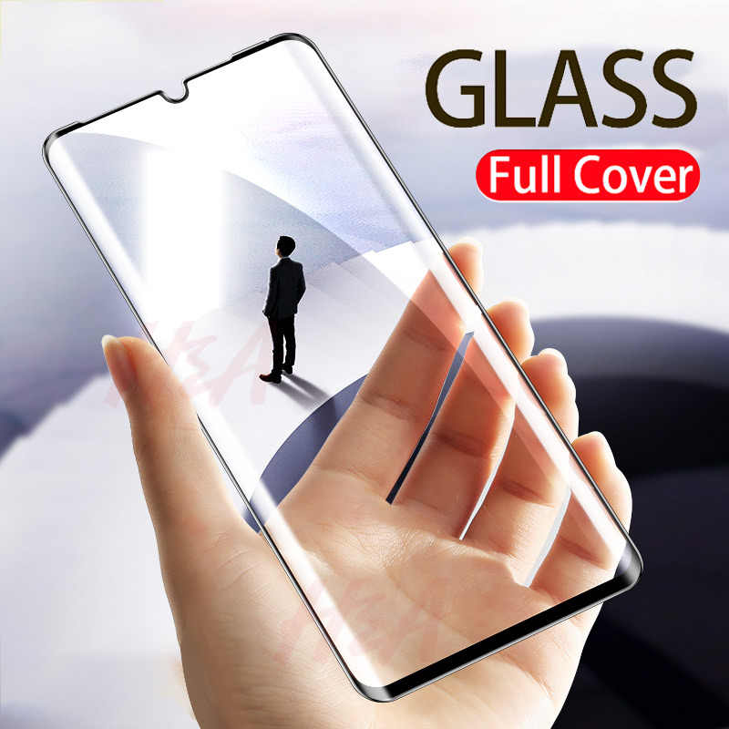 H&A 3D Full Curved Tempered Glass For Huawei Huawei P30 Pro P30 Lite Screen Protector For P30Lite P30Pro Protective Film