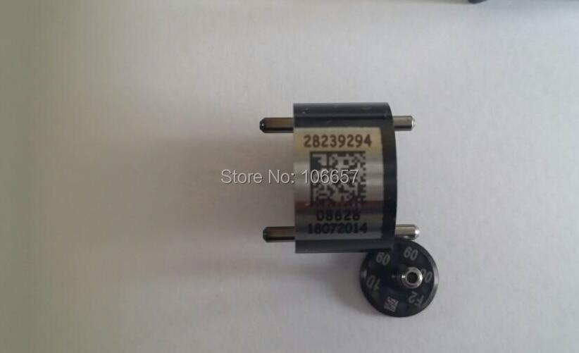 Válvulas de control de inyector de combustible diesel negro envío - Autopartes - foto 1