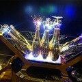 12 Pacote de Luz Champanhe Navio Balde de Vinho Balde de Champanhe Colorido Acrílico Queridos