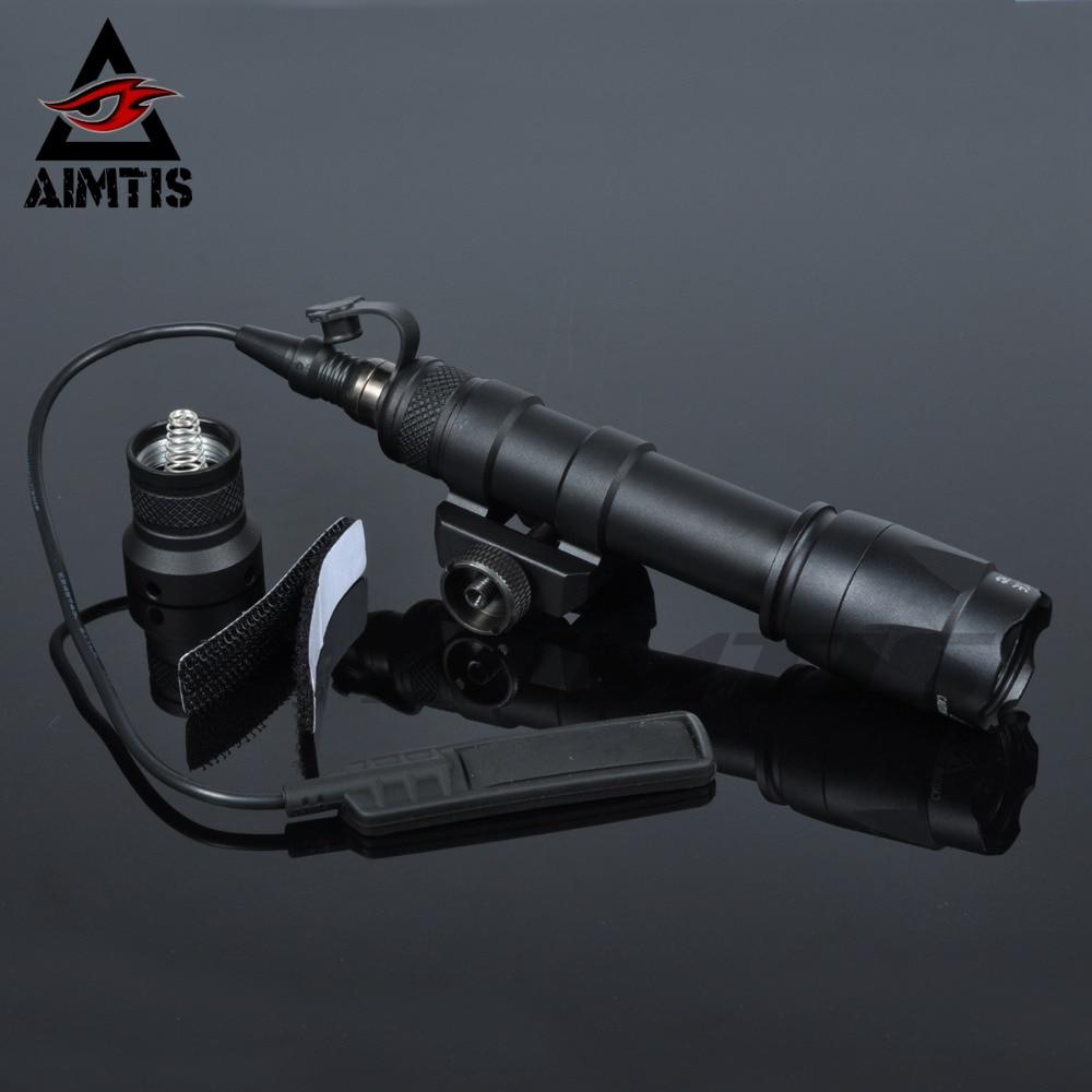 Aimtis xc2 luz laser compacto pistola lanterna