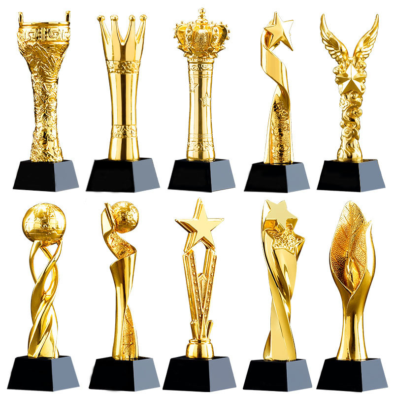 Hot Sale Customize Trophy Team Sports Competition Souvenir Gifts