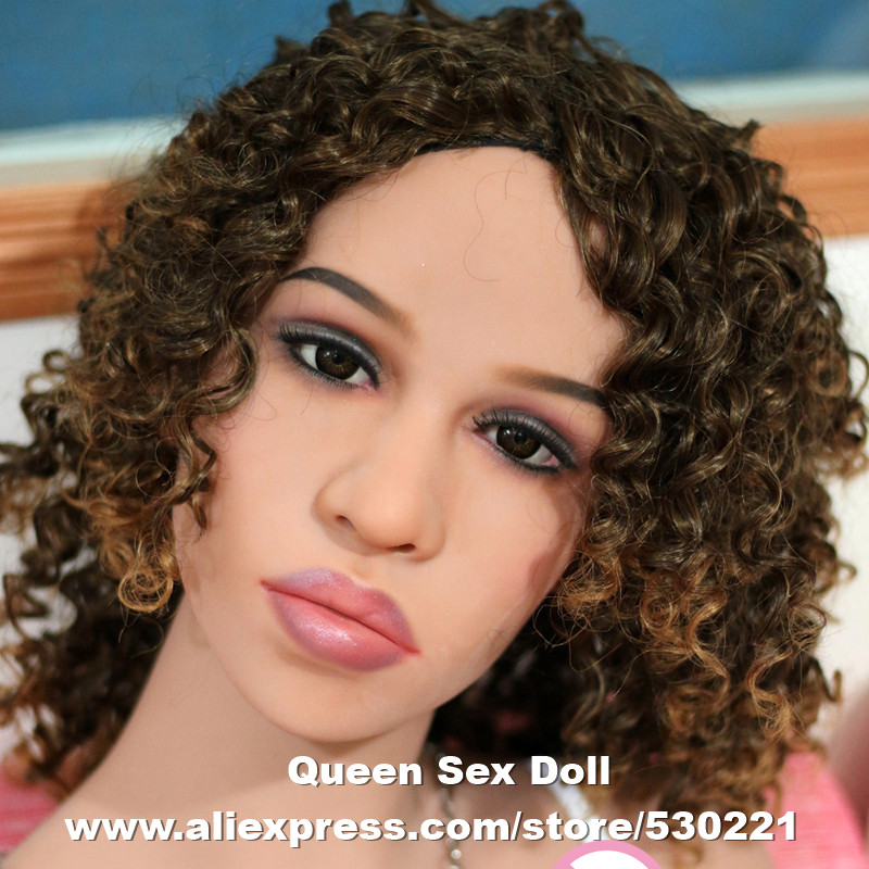WMDOLL Top quality #127 sex doll head for silicone dolls, love doll, oral sexy productsWMDOLL Top quality #127 sex doll head for silicone dolls, love doll, oral sexy products