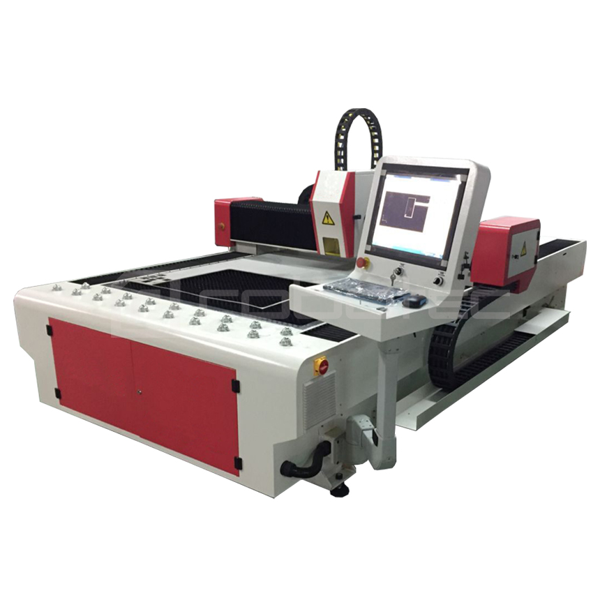 500w 1000W 1500W high qality Metal Fiber Laser Cutting machine for stainless steel