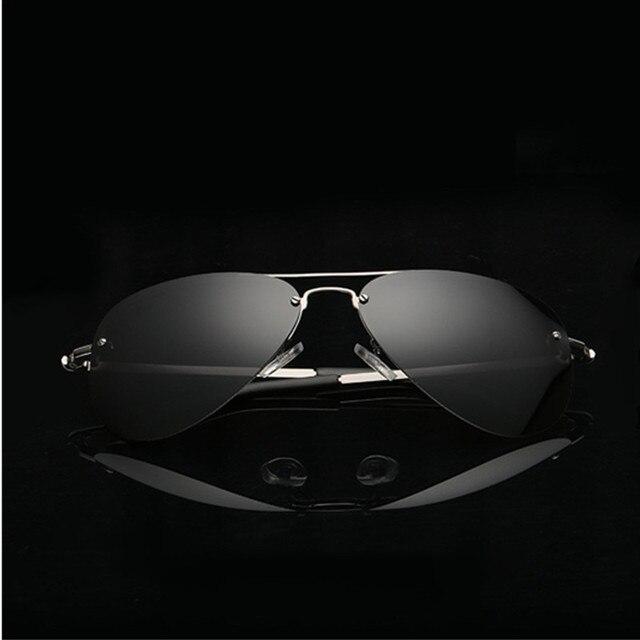 Новейшие Классический Авиации Поляризованные Мужчины Солнцезащитные Очки Бренд Дизайнер Вождения Очки Солнцезащитные Очки спорт На Открытом Воздухе женщины UV400
