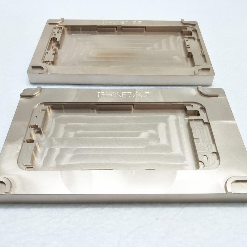 2Pcs / Set Para TBK518 Molde de aluminio para iPhone 7 7plus Molde de - Juegos de herramientas - foto 6
