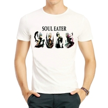 Soul Eater Short Sleeve t shirts awesome anime t shirts Fashion Top Tees online