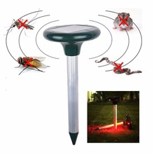 Solar Power Ultrasonic Gopher Mole Snake cat bird mosquito Mouse ultrasonic Pest Repeller Control Garden mouse rat repeller bradex solar ultrasonic