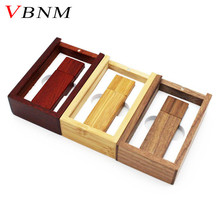 VBNM Wooden usb flash drive memory Stick pendrive 8gb 16gb 32gb