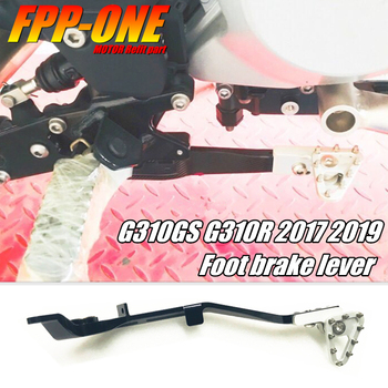 For BMW G310GS G310R 2017 2018 2019 Motorcycle Accessories Motorcycle Accessories Foot Brake Bar Lever