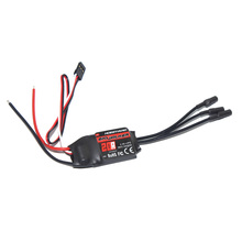 F17836/37 Drone Parts Hobbywing SkyWalker BEC 2-3S Lipo Speed Controller 20A /15A Brushless ESC for RC Aircraft Helicopter