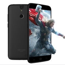 Original Vernee Thor 4G LTE Fingerprint ID Cellphone 5.0 Inch MTK6753 Octa Core 3GB RAM 16GB ROM Android 6.0 GPS Smart phone
