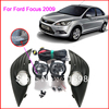 For 09-11year Headilght Lamp Hatchback Replacement Body Kit Fog Light Bulbs Lamp With E2 Mark