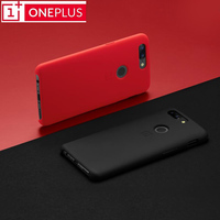 Original ONEPLUS 5T Case Silicon Soft Mobile Phone Shell Back PROTECTIVE Full Cover BAGS For Oneplus