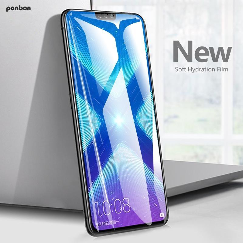 Soft TPU Nano Hydrogel Film For Huawei Honor 10 9 8 Lite 10i 9i Play Note 10 8 Screen Protector Full Cover Film Not Glass