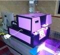 Cuero máquina de impresión uv, impresora uv de cuero